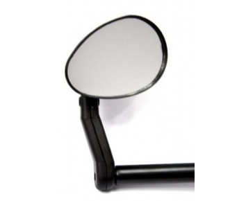 Bike mirror 3D Adjustable Bar End Internal fitting
